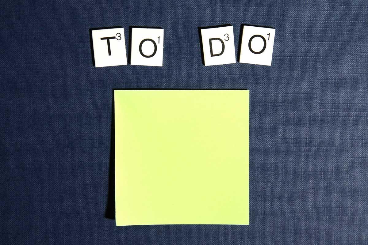 To Do-Liste