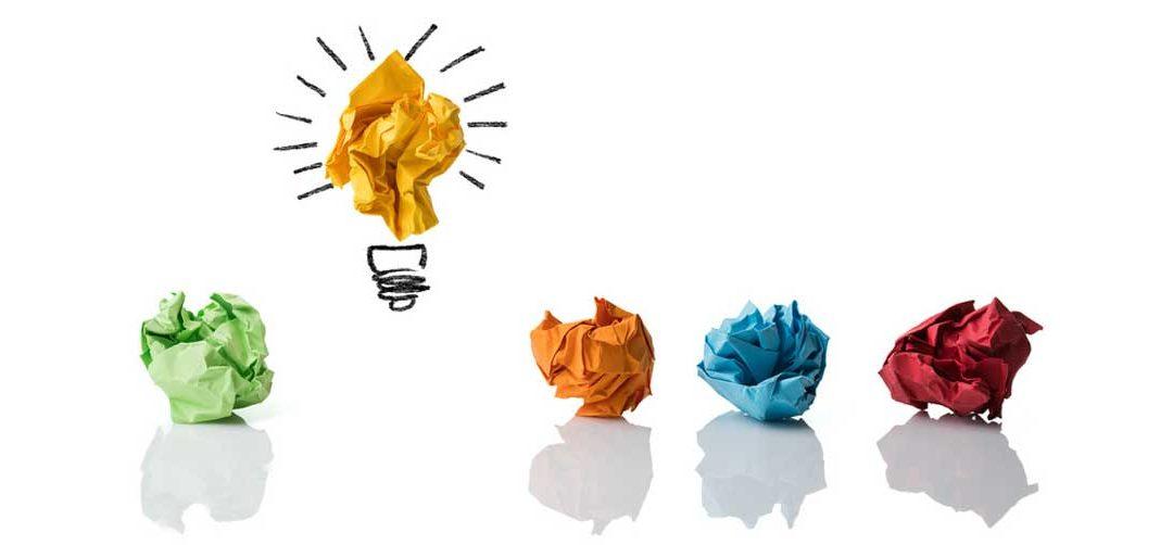 Ideen für Blog-Artikel: Große Themen herunterbrechen