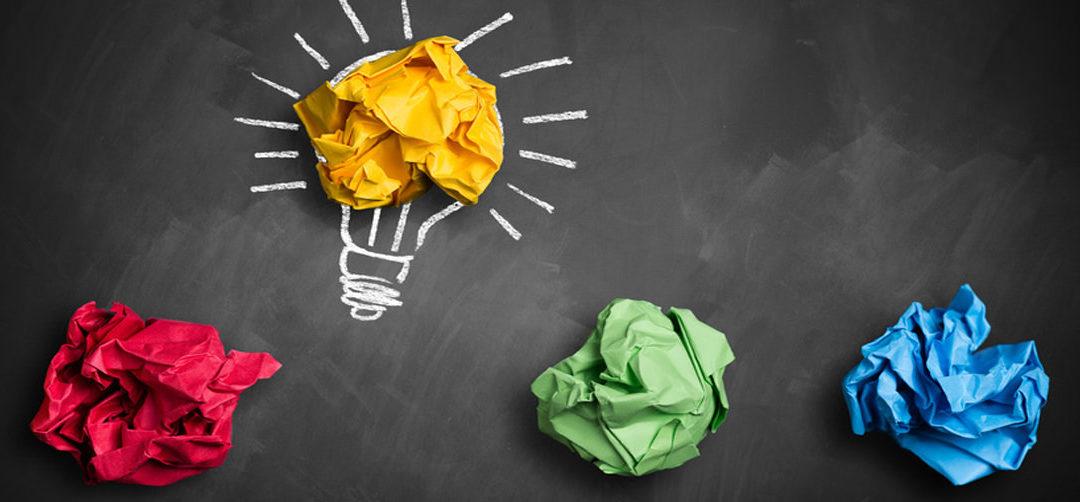 Blog-Parade: Der Wert von Ideen – unbezahlbar!