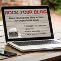 Rock your Blog