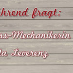 federführend fragt - WordPress-Mechanikerin Anita Leverenz