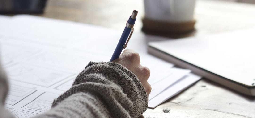 Schreiben ist (für mich) die beste Therapie!