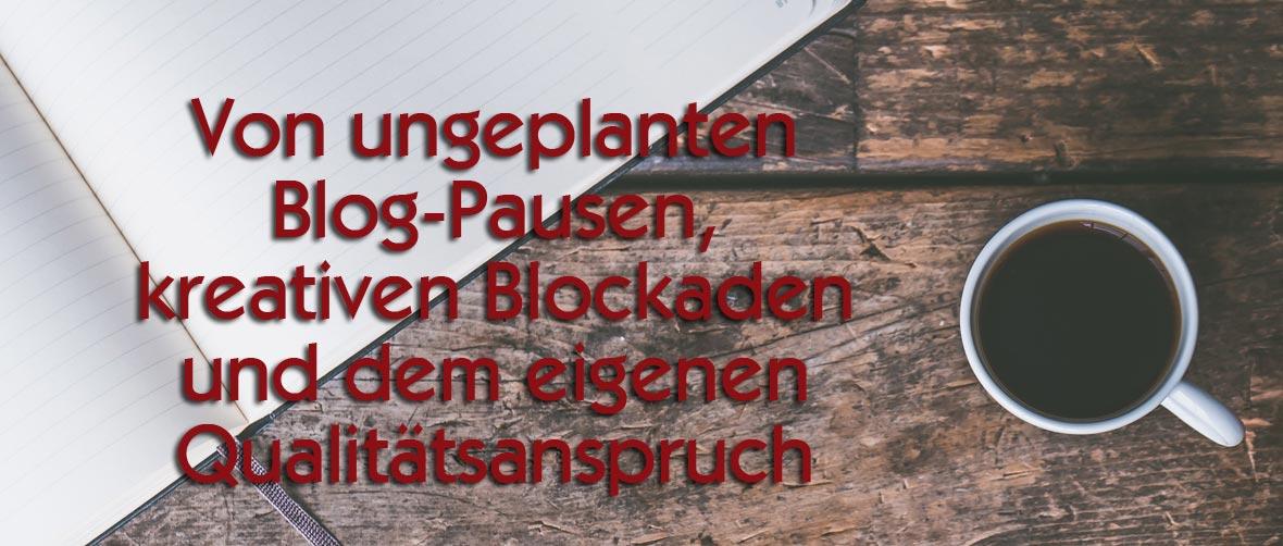 Blog-Pause