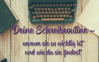 Schreibroutine